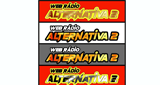 ALTERNATIVA2 WEB RADIO