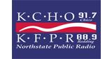 NSPR – KCHO 91.7 FM