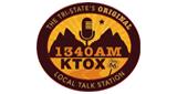 KTOX 1340 AM