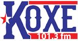 KOXE 101.3 FM