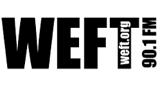 WEFT 90.1 FM