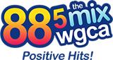 WGCA 88.5 FM THE MIX