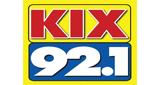 KIX 92.1 FM — WKXY