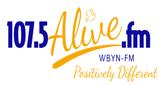 107.5Alive.fm – WBYN-FM