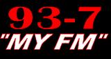 93-7 MY FM – KEYE-FM