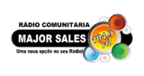 Rádio Comunitária Major Sales FM