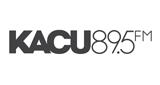 KACU 89.5 FM