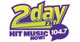 104.7 2Day FM