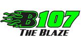 B107 The Blaze