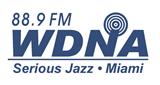 WDNA FM