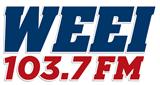 WEEI 103.7 FM