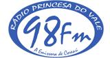 Rádio Princesa do Vale FM 98.7