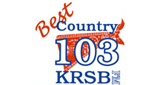 Best Country 103 – KRSB-FM