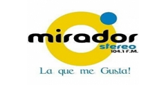 Mirador Stereo