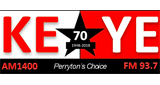 Your Country 1400 AM – KEYE