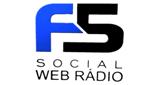 Rádio F5 Social Web
