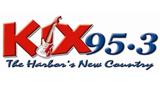 KIX 95.3 FM – KXXK